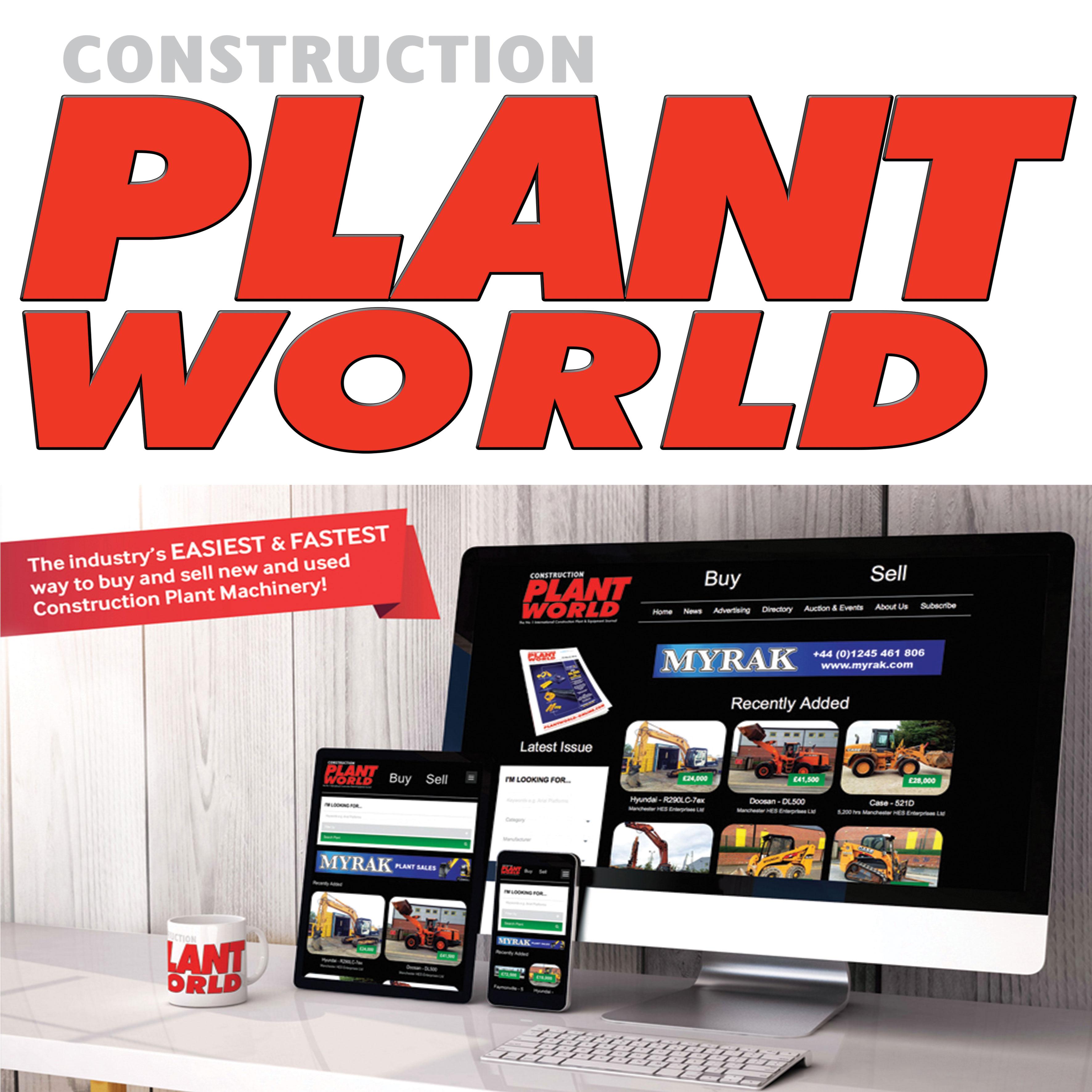 ConstructionPlantWorld 2016