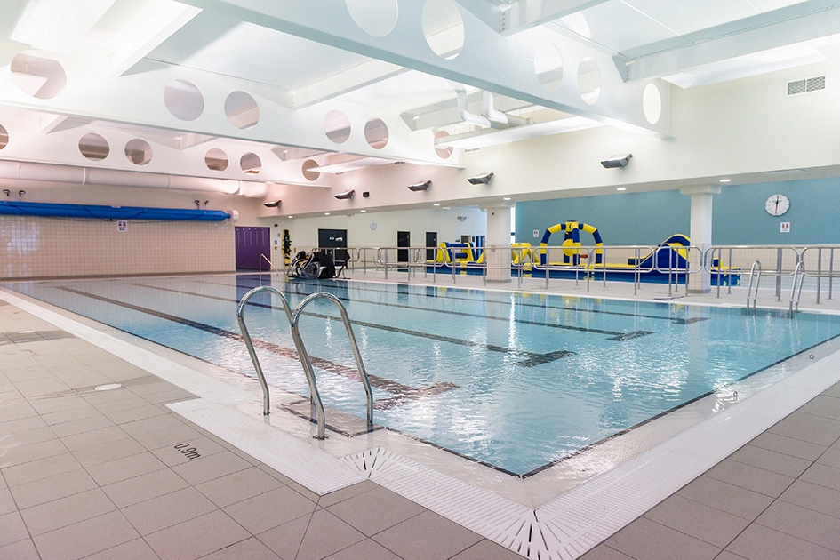 New tewkesbury leisure centre boost for local communities for Swimming pools near gloucester