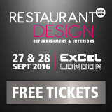 Restaurant Design Show 2016