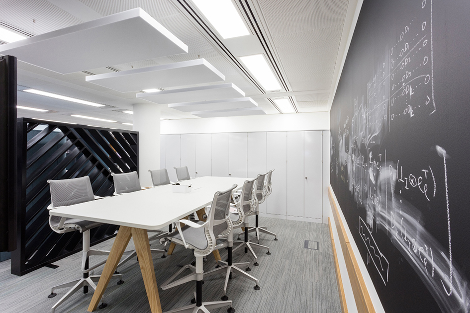 Morgan Lovell Delivers A Collaborative Hq For The Alan