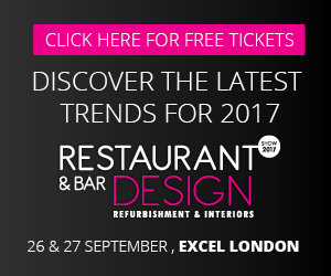 Restaurant & Bar Design 2017
