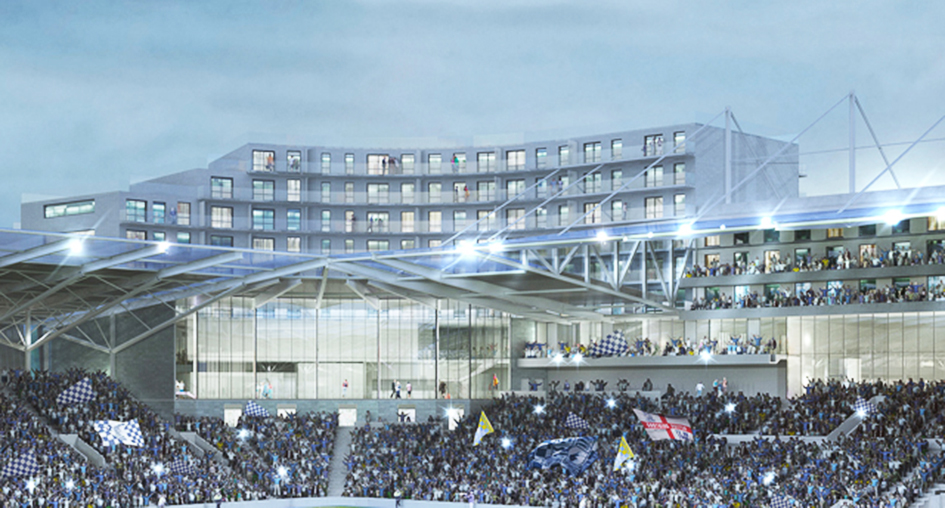 Southend United Submits 22 000 Seat Stadium Plan Refurb