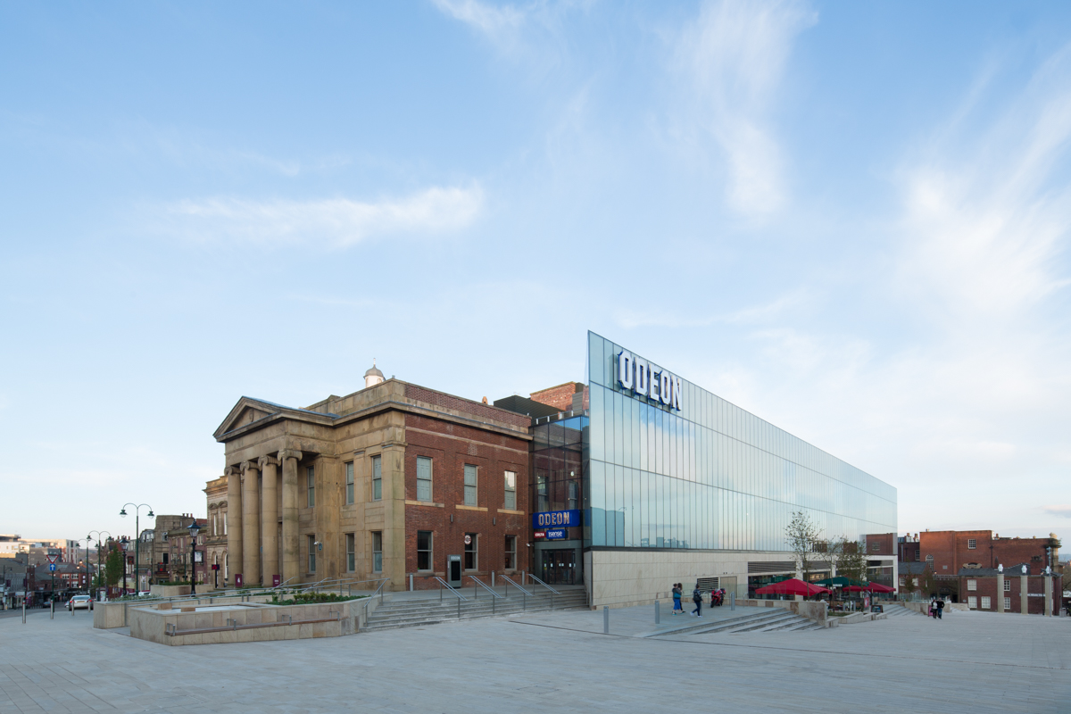 Sika Helps Return Town Hall Building To Award Winning
