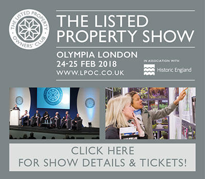 The Listed Property Show 2018