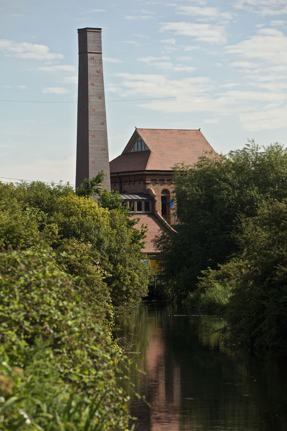 Refurbishment Of Walthamstow Wetlands A Site With